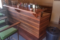 Custom Made Bar front