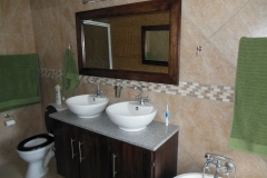 Julius vanity and mirror