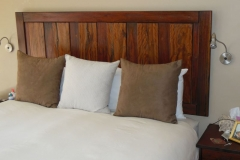 Sleeper headboard
