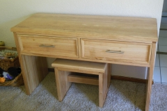 Block Dressing table