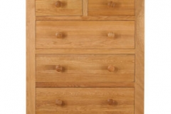 Standard chest of drawers