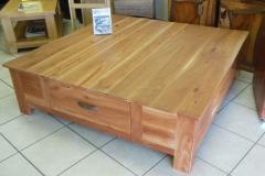 Jason Red Iron Bark coffee table