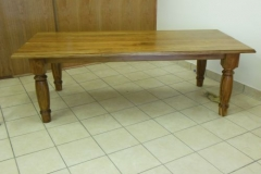 The Theresa Kiaat Coffee Table