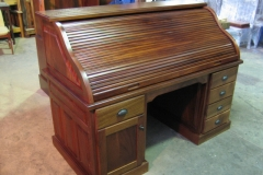 Mahogany Roll top desk