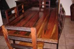 Hans Sleeperwood Dining Suite