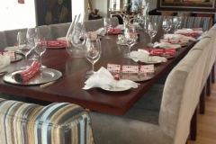 Christine Dining suite