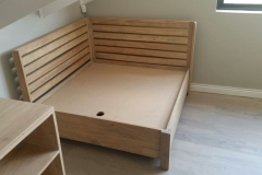 Playroom daybed
