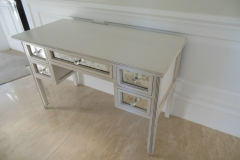 Antique mirror dressing table