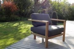 Roxy patio lounge chair