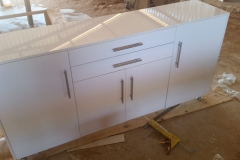 Ultra Modern White Gloss sideboard