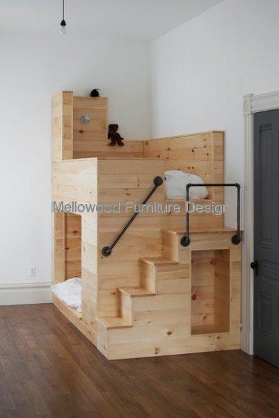 Adventure bunk beds