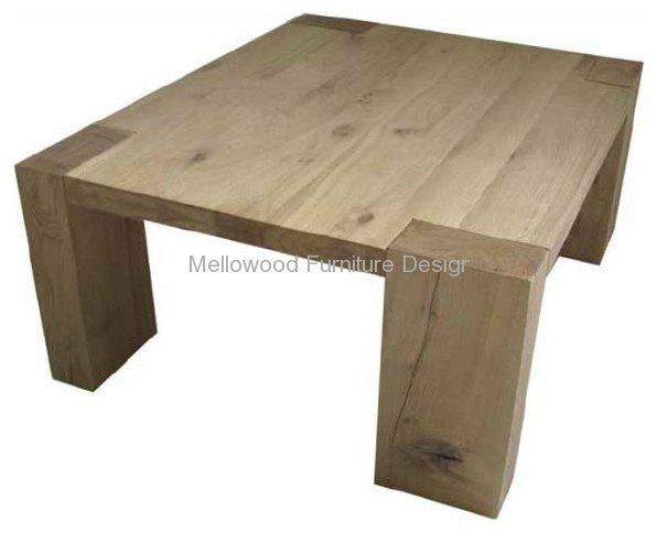 Boxy coffee table