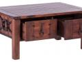 Amanda 2 drawer coffee table
