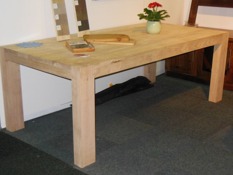 Jaco rubberwood table
