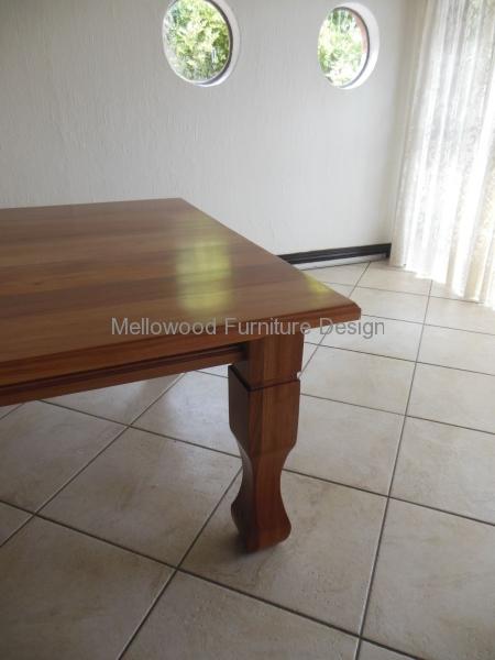 The Masigan Mahogany table leg
