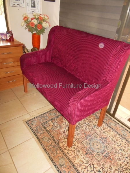 2 seater bench for wide tables
