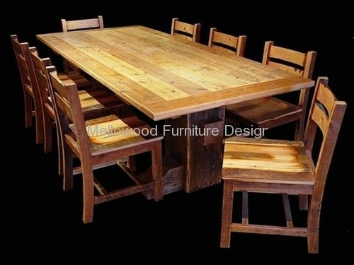 Maddox 8 seater dining suite