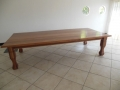The Masigan Mahogany table