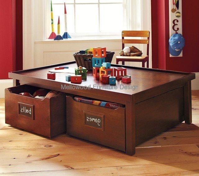 Kinder Activity table