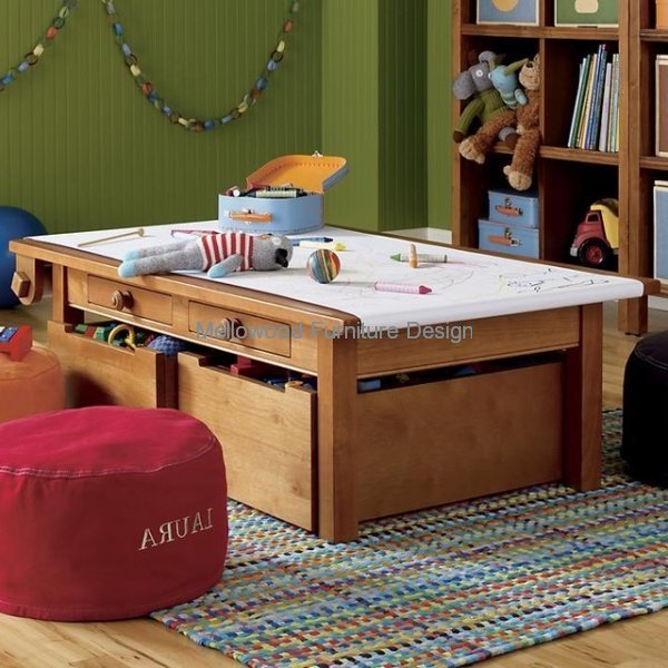 The Tots Activity table