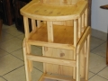 Covertable high chair