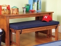 The Hogwash table and bench