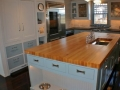 Whimsy - Kitchen with wooden counters