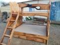 Rustic bunk