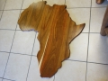 Africa Kiaat shield