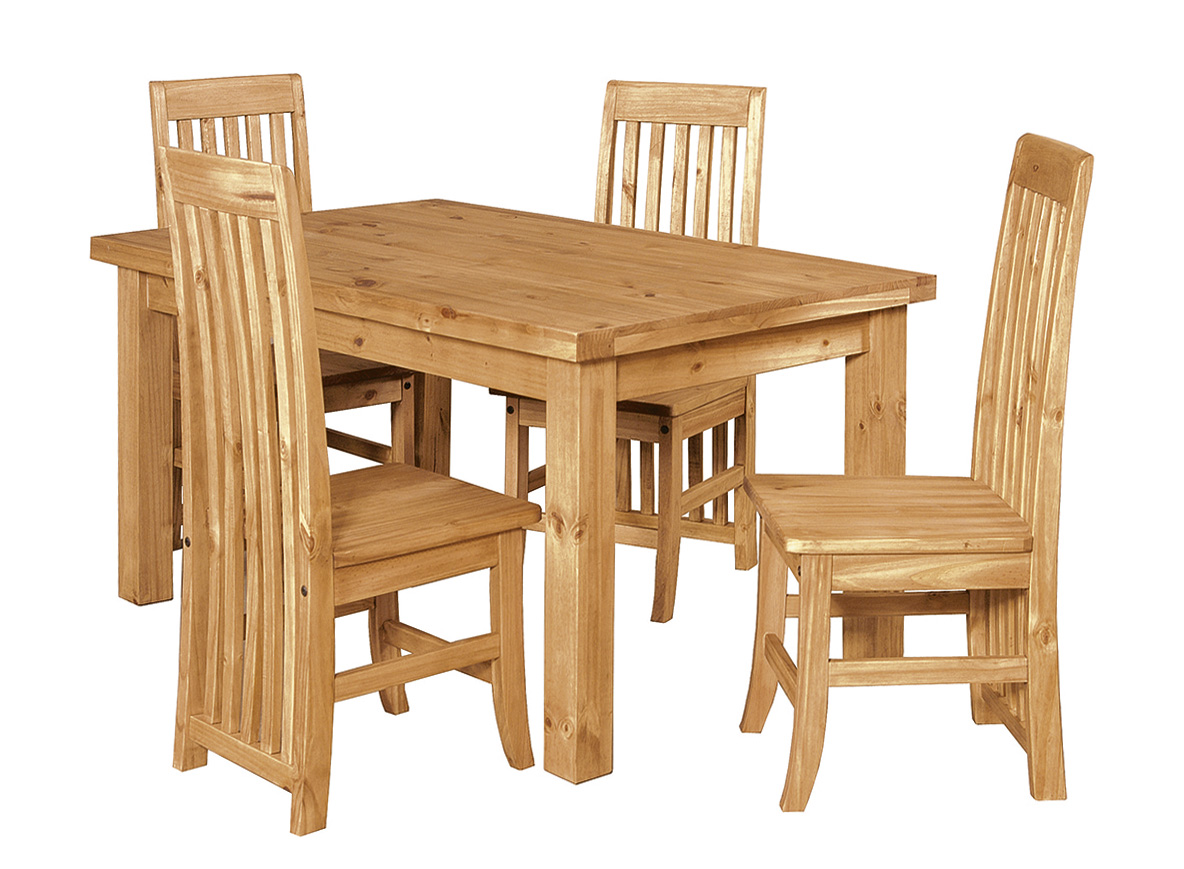 Custom made dining room furniture