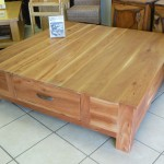 Red Iron Bark coffee table resized